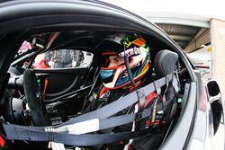 #99 Beechdean AMR Aston Martin V12 Vantage GT3: Andrew Howard