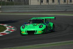 #991 Herberth Motorsport Porsche 911 GT3 R: Jürgen Häring, Edward-Lewis Brauner, Wolfgang Triller
