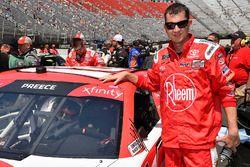 Ryan Preece, Joe Gibbs Racing, Toyota Camry Rheem John Lanham