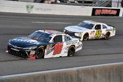 Stephen Leicht, J.P. Motorsports, Toyota Camry Jani-King