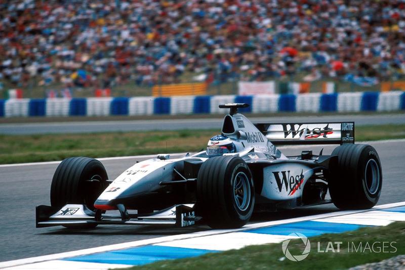 1999: Mika Hakkinen, McLaren MP4-14