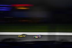 Brad Keselowski, Team Penske, Ford Fusion Alliance Truck Parts, Kyle Busch, Joe Gibbs Racing, Toyota Camry M&M's Caramel