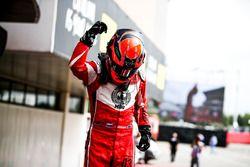Il vincitore della gara Nikita Mazepin, ART Grand Prix