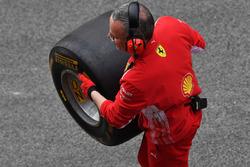 Ferrari mekanikeri