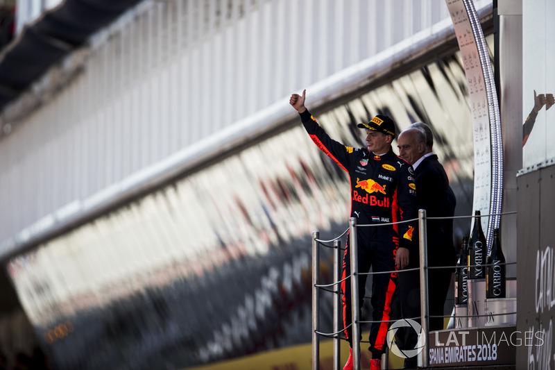 GP de España: Al fin llega el primer podio del año