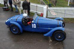 Caracciola Sportwagenrennen Freddie Smith Delahaye 135S
