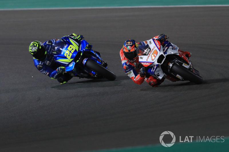 Jack Miller, Pramac Racing, Andrea Iannone, Team Suzuki MotoGP