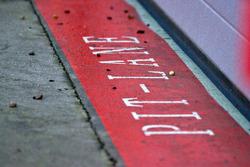 Aspectos del Pit lane