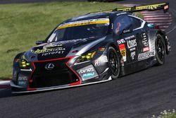 #96 K-Tunes Racing LM Corsa Lexus RC F GT3: Yuichi Nakayama, Morio Nitta