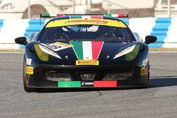 #113 Ferrari de San Francisco Ferrari 458: Geoff Palermo