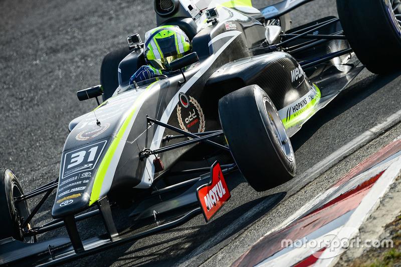 2016 - Toyota Racing Series