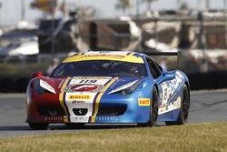 #119 Ferrari de Long Island Ferrari 458CS: Chris Cagnazzi