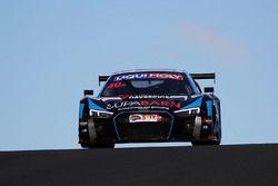 #40 Melbourne Performance Centre, Audi R8 LMS Ultra: James Koundouris, Theo Koundouris, Marcus Marsh