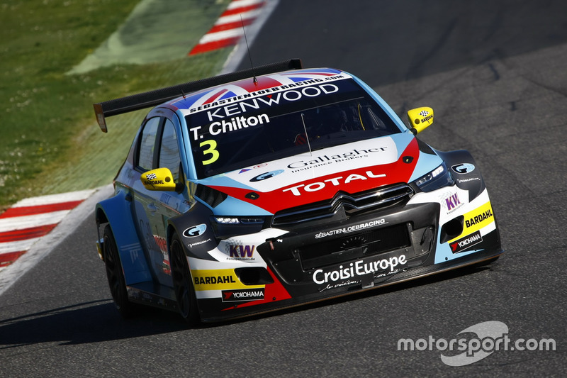 Sebastien Loeb Racing: C-Elysee WTCC
