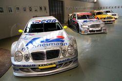 2000 DTM Mercedes, Bernd Schneider
