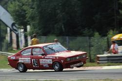 Jürgen Fritzsche, Opel Kadett GTE