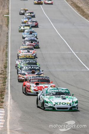 AgustIn Canapino, Jet Racing Chevrolet, Mariano Werner, Werner Competicion Ford, Facundo Ardusso, JP