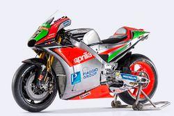 La Aprilia RS-GP 2016
