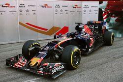 The Scuderia Toro Rosso STR11 livery