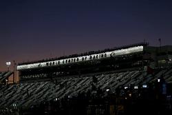 Daytona International Speedway bei Nacht
