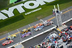 Letzter Restart: Chase Elliott, JR Motorsports Chevrolet führt