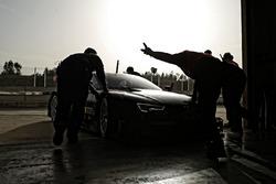 Audi RS 5 DTM prueba de auto