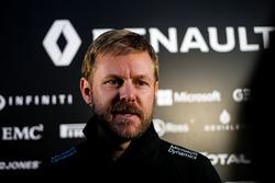 Andy Stobart, Renault Sport F1 Team Pressofficer