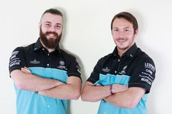 Stefano Comini and Jean-Karl Vernay, Leopard Racing