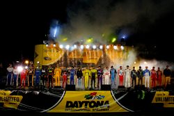 All driver on on the Driver Introductions