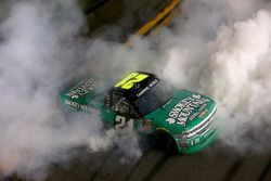 Burnout: Johnny Sauter, GMS Racing Ford
