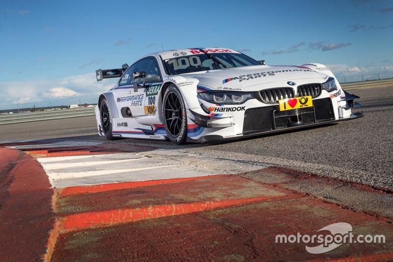 Мартин Томчик, BMW M Performance BMW M4 DTM