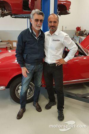 Lorenzo Senna und Dario Pergolini