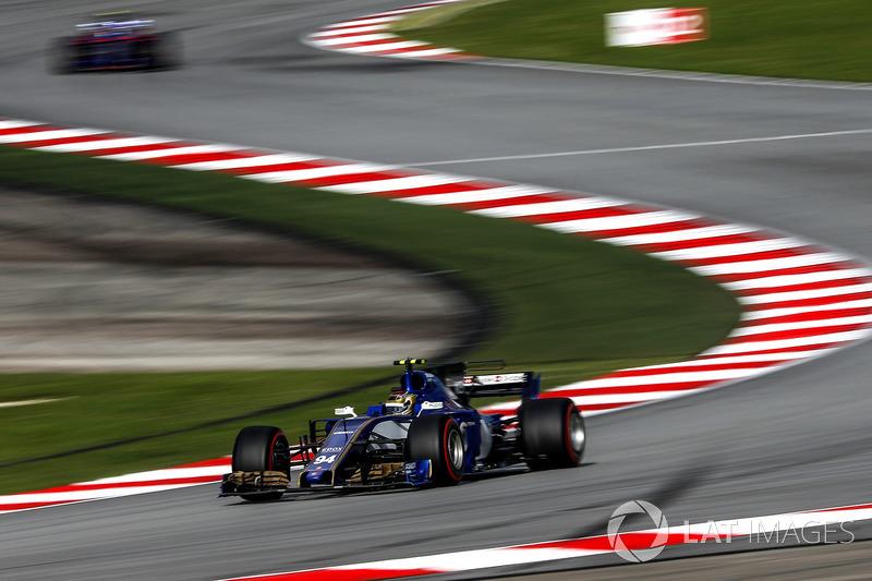Em sua única prova no México, em 2016, Pascal Wehrlein foi 22º.