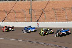 Cody Coughlin, ThorSport Racing Toyota, Austin Cindric, Brad Keselowski Racing Ford, Grant Enfinger,