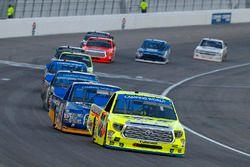 Matt Crafton, ThorSport Racing Toyota and Chase Briscoe, Brad Keselowski Racing Ford