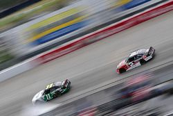 Blake Koch, Kaulig Racing Chevrolet, Austin Dillon, Richard Childress Racing Chevrolet
