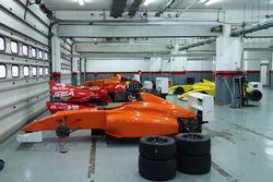 Garasi Formula 4 SEA, Sepang