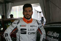 Eddi La Marra, Seat Motor Sport Italia, Seat Leon Cupra ST-TCS2.0