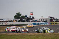 Martin Ponte, UR Racing Team Dodge, Martin Serrano, Coiro Dole Racing Chevrolet, Mariano Werner, Werner Competicion Ford, Nicolas Bonelli, Bonelli Competicion Ford