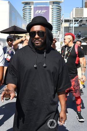 William James Adams aka Will.I.Am, Black Eyed Peas Músico