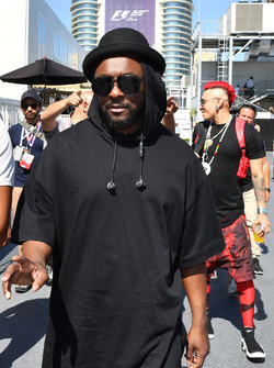 William James Adams aka Will.I.Am, Black Eyed Peas Músico