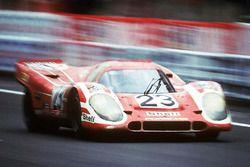 #23 Porsche KG Salzburg Porsche 917K: Hans Herrmann, Richard Atwood