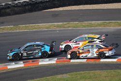 Stefano Comini, Comtoyou Racing, Audi RS3 LMS, Zhendong Zhang, ZZZ Team, Audi RS 3 LMS TCR, Mato Hom