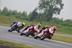 AP250: Gerry Salim dan Rheza Danica, Astra Honda Racing Team