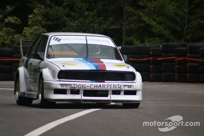 Bertrand Favre, BMW E30 3.0, Ecurie des Ordons, 1. Manche