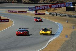 #48 Paul Miller Racing Lamborghini Huracan GT3: Madison Snow, Bryan Sellers, #3 Corvette Racing Chev