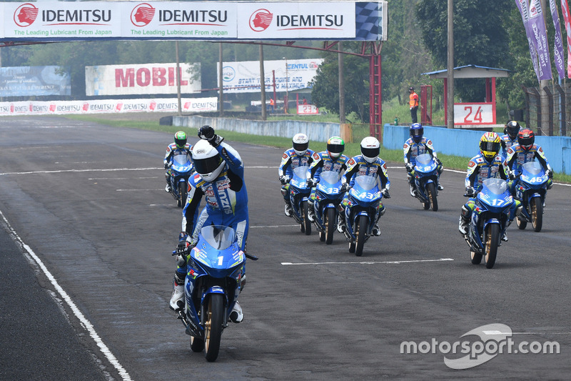 Race 2 Suzuki Asian Challenge - ARRC Indonesia 2017