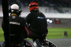 Mazda Motorsports team members