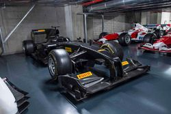 Toyota TF109 Pirelli test car