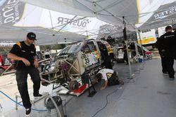Renault Duster team area